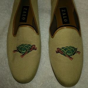 Zalo turtle loafers